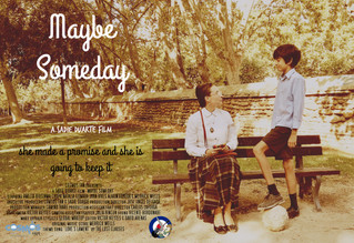 "Soundtrack Release ""Maybe Someday"""