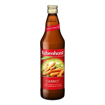 Rabenhorst Organic Carrot Juice 750ml