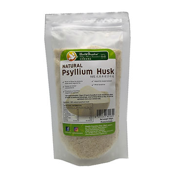 Natural Psyllium Husk 100gm