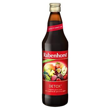 Rabenhorst Organic Detox Juice 750ml