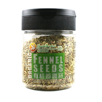 Organic Fennel Seeds 80gm