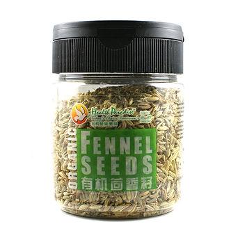 Organic Fennel Seeds 80gm