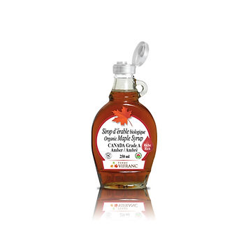 Ferme Vifranc Organic Maple Syrup 250ml.jpg Health Paradise