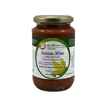 Awase Miso (Barley & Rice Miso) 375gm