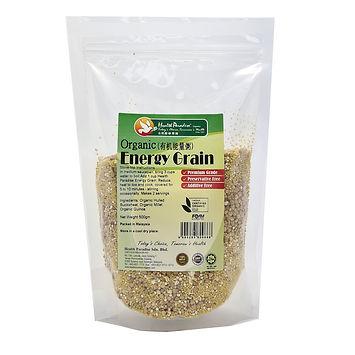 Organic Energy Grain 500gm