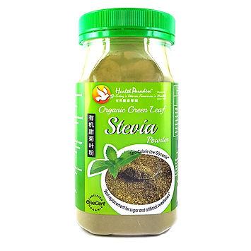 Health Paradise Organic Green Leaf Stevia Powder 130gm.jpg Low GI