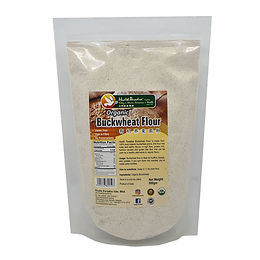 Organic Buckwheat Flour 500gm