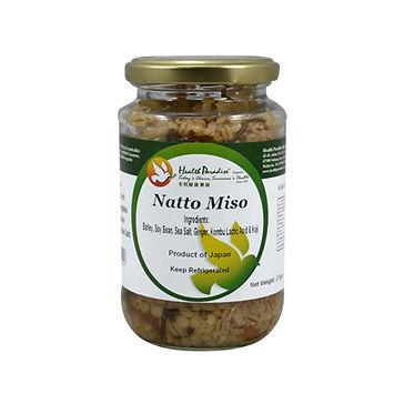 Natto Miso (Barley Miso) 375gm