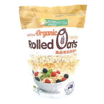 Organic Rolled Oats 500gm