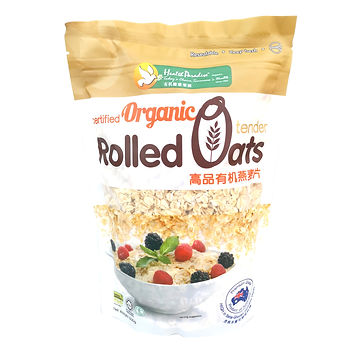 Organic Rolled Oats 500gm