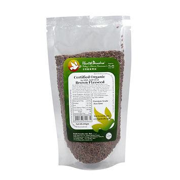 Organic Brown Flaxseed 250gm