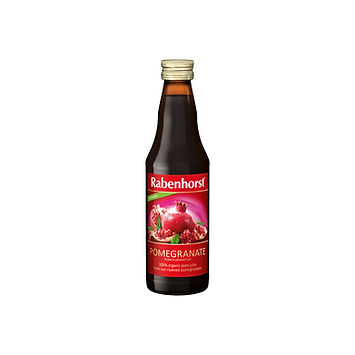 Rabenhorst 100% Organic Pomegranate Juice 330ml