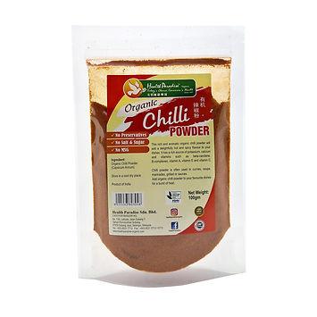 Organic Chilli Powder  100gm