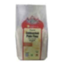 Health Paradise Organic Unbleached Plain Flour High Protein 1kg