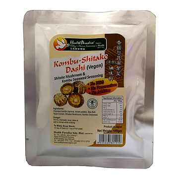 Kombu-Shitake Dashi 100gm
