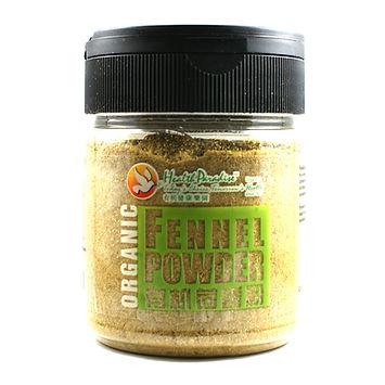 Organic Fennel Powder 80gm