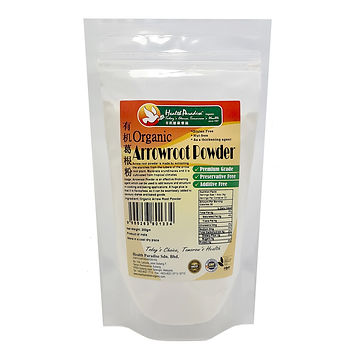 Organic Arrowroot Powder 200gm