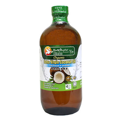 Organic Extra Virgin Coconut Oil (VCO) 500ml
