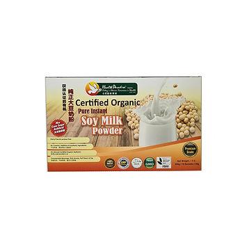 Organic Soy Milk Powder (No Cane Sugar) (25gm x 18 sacs) 450gm