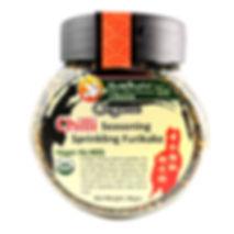 Organic Chilli Seasoning Sprinkling Furikake 80gm