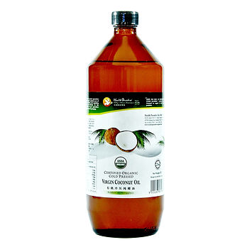 Organic Extra Virgin Coconut Oil (VCO) 1L