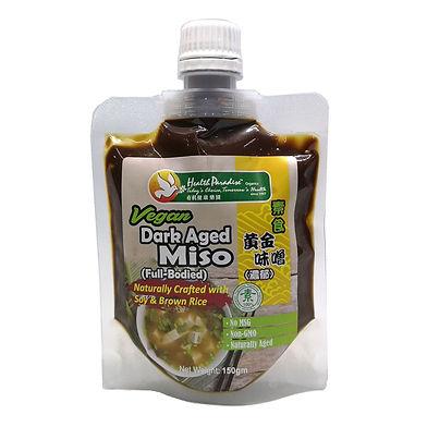 Vegan Dark Aged Miso ( Full Bodied ) 150gm