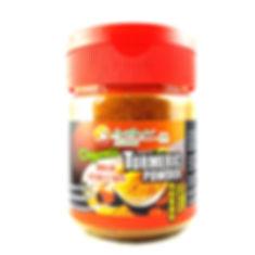 Organic Turmeric Powder (High Curcumin) 100gm
