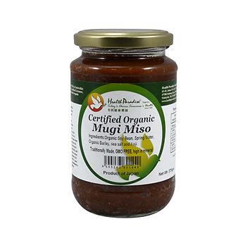 Organic Mugi Miso 375gm (Barley Miso)