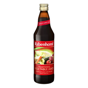 Rabenhorst Organic Vegetable Juice 750ml