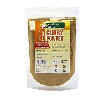 Organic Curry Powder 100gm