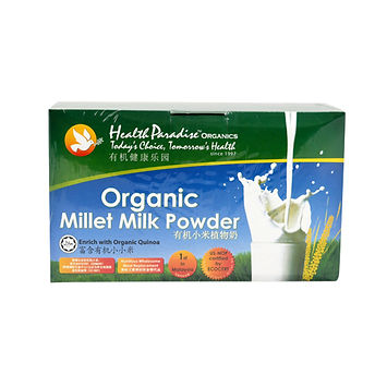 Organic Millet Milk Powder 25g x 28sac
