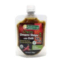 Organic Unami Shoyu with Chilli 150gm