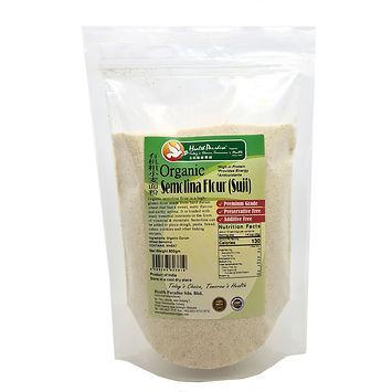 Organic Semolina Flour (Suji) 500gm