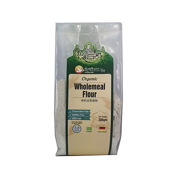 Organic Wholemeal Flour 500gm