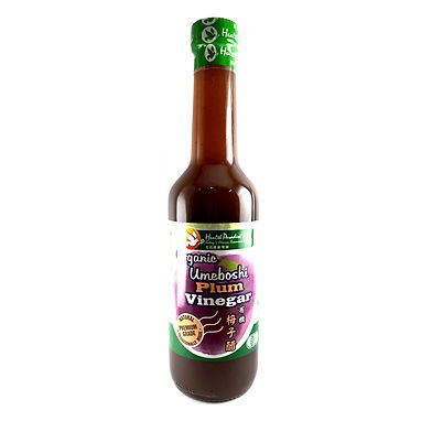 Organic Umeboshi Plum Vinegar 315ml