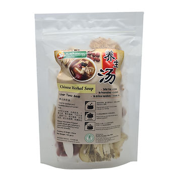 Chinese Herbal Soup - Liver Tonic Soup 143gm