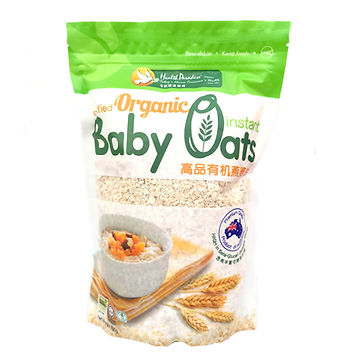 Organic Instant Baby Oats 500gm