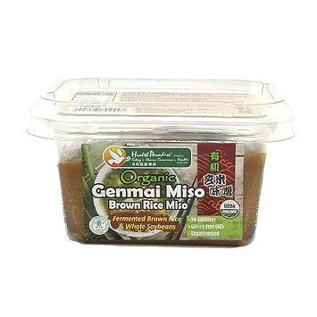 Organic Genmai Miso 250gm