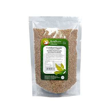 Organic Tender Oat Groat 500gm