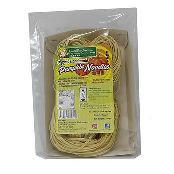 Health Paradise Organic Handmade Pumpkin Noodles 200gm