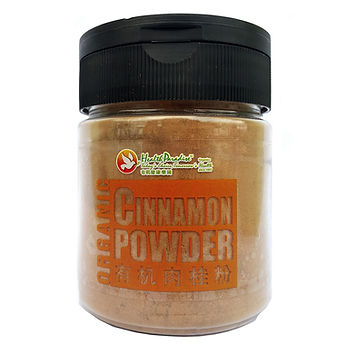 Organic Cinnamon Powder 100gm btl