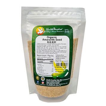 Organic Amaranth Seeds 250gm