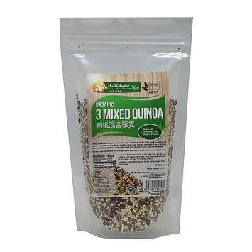 Organic 3 Mixed Quinoa 300gm