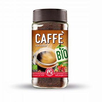 Organic Freeze-Dried Instant Coffee 100gm