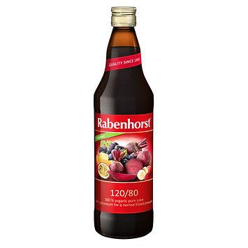 Rabenhorst Organic 120/80 Juice 750ml