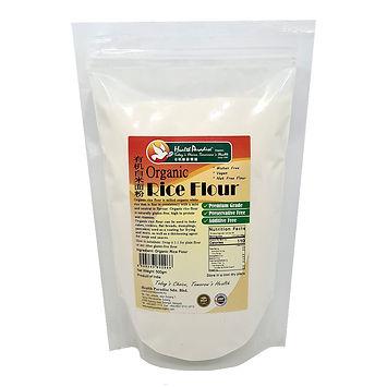 Organic Rice Flour 500gm