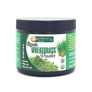 Organic Wheatgrass Powder 120gm