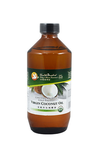 Health Paradise Organic Virgin Coconut Oil (VCO) 500ml
