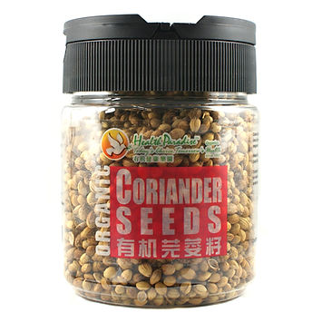 Organic Coriander Seeds 60gm