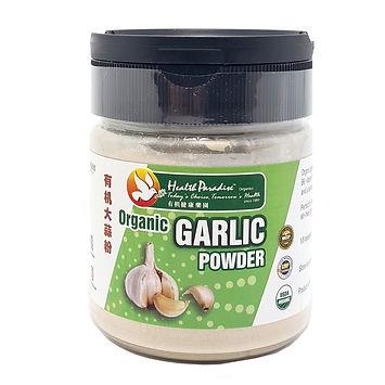 Organic Garlic Powder 100gm